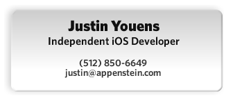 Independent iOS Developer